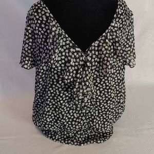 Lane Bryant sheer top size 18/20